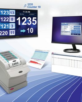 QMS400i Queue Management System