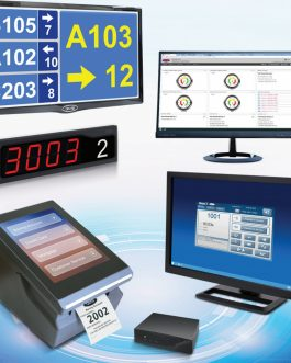QMS700i Queue Management System